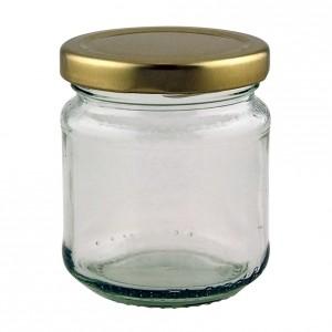 1/2lb Orange Peel Honey Jar - Pack of 35
