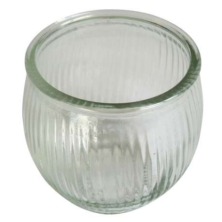 """Glade"" Style Candle jar - Pack of 28"