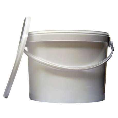 11 Litre Plastic Bucket - Pack of 10