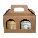 Two Jar Gift Box - Pack of 10