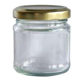4oz Panel Food Jar -  Pack of 50
