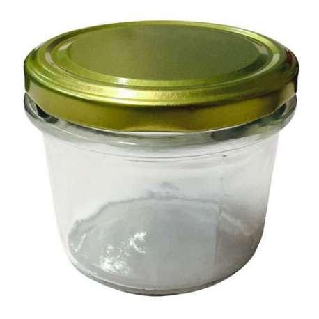 240ml Pate Jar - Pack of 22