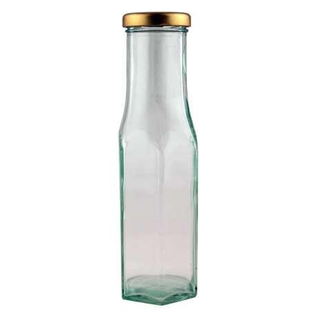 Hexagonal Sauce Bottle - Pack of 36