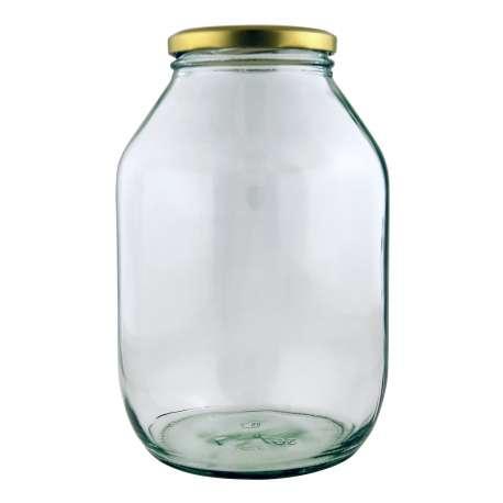 Half Gallon Pickle Jar - 12 Pack