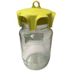 Vaso Trap Wasp & Hornet Trap Pack of 2