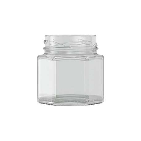1.5oz Hexagonal Jar - Pack of 132