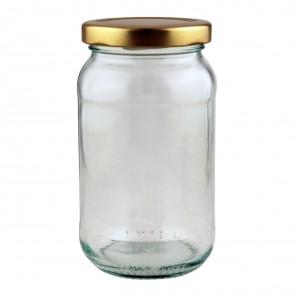 Traditional 1lb Jam Jar - Pack of 33