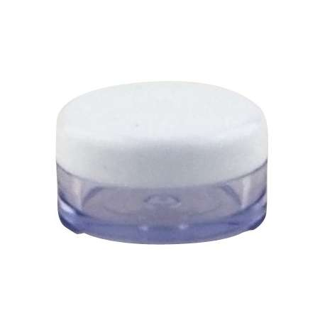 5ml Plastic Opal Jar