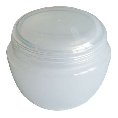 "10ml ""Ponds"" Style Ointment Jar - pack of 50"