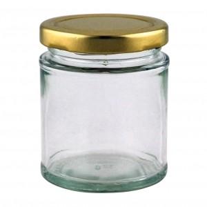 8oz (190ml) Round Food Jar - Pack of 35