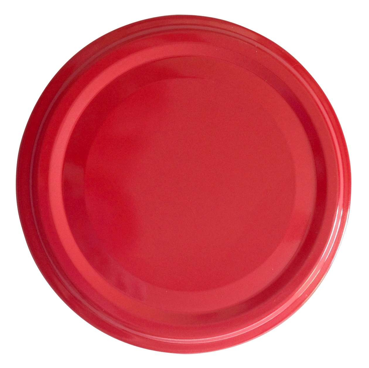 Red lid